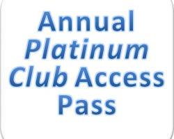 Annual Platinum Access Pass