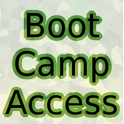 Boot Camp Access Pass