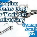Keeping Residents Long After Their First Anniversary