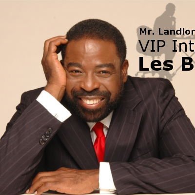 VIP Interview with Les Brown