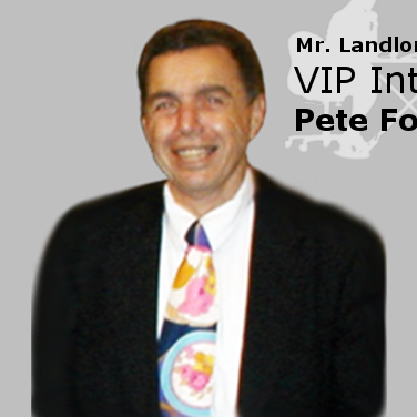 VIP Interview - Peter Fortunato
