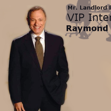 VIP Interview - Raymond Aaron